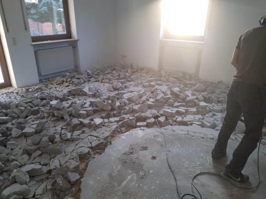 Bevorzugt Haus entkernen in Regensburg und Umgebung KE57